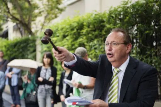 Sydney Real Estate Auctioneer Services