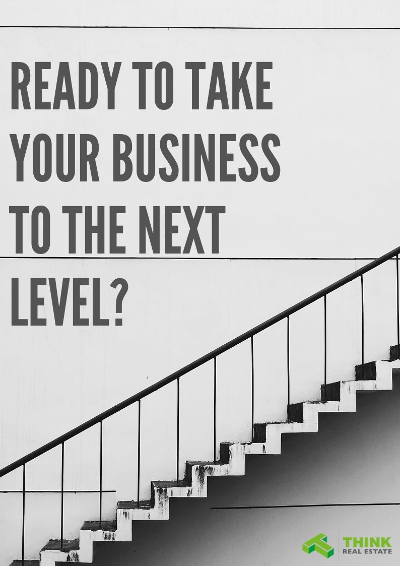 Real Estate Business Performance Coaching & Business Leadership Coaching